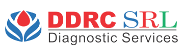 DDRC SRL diagnostic services logo